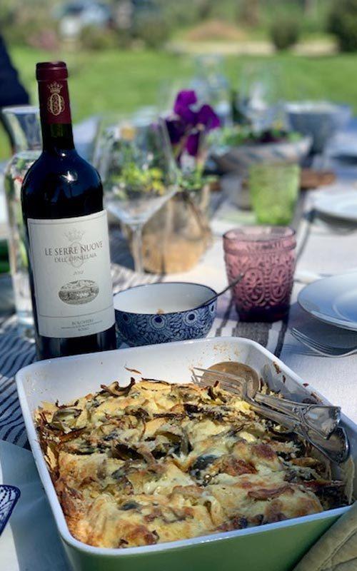 Wine & Food Vacation Bolgheri